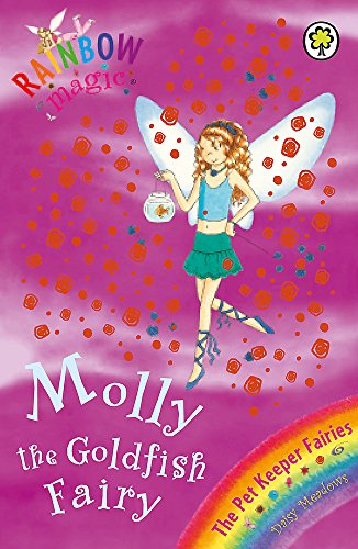 Rainbow Magic: Molly The Goldfish Fairy Cover Image