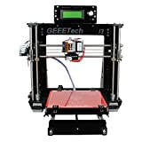 Impresora Acrílica 3D Geeetech® Prusa I3 Pro B Kit, Impresora 3D Sin Montar, CNC De Alta Calidad