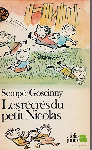 Les récrés du petit nicolas par From GALLIMARD JEUNE
