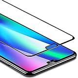 Verre trempé Huawei Honor 10 Couverture Complète (Noir), ESR Huawei Honor 10 Protection Ecran Film en Verre Trempé, Protecteur d'écran Ultra Résistant Indice Dureté 9H pour Huawei Honor 10 (2018) 5,84 pouces