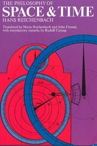 The Philosophy of Space and Time (Dover Books on Physics) por Hans Reichenbach