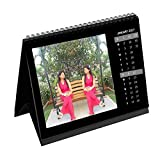 #3: Clixicle Monthly Desk Calendar, 6in x 8in, **FREE** Image Customization Available