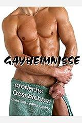 Gayheimnisse: erotische Geschichten Taschenbuch