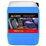 ALCATO Tornador-Reiniger 5 Liter spezial Alcantara-Reiniger gebrauchsfertig (1086.5) - für Alcantara-Sitze, Alcantara-Bezug, alle Glattleder-Arten und Ledersitze, Alkantara - ABACUS