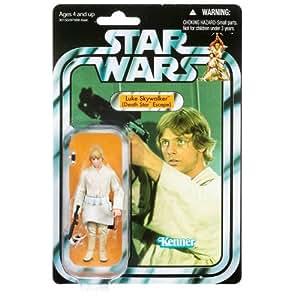 Star Wars Vintage - Luke Skywalker (Escape Étoile de la Mort) VC39 [Jouet]