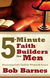 5-Minute Faith Builders for Men (English Edition)