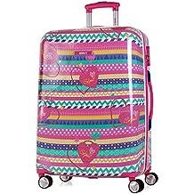 Amazon.es: maletas trolley baratas - Rosa