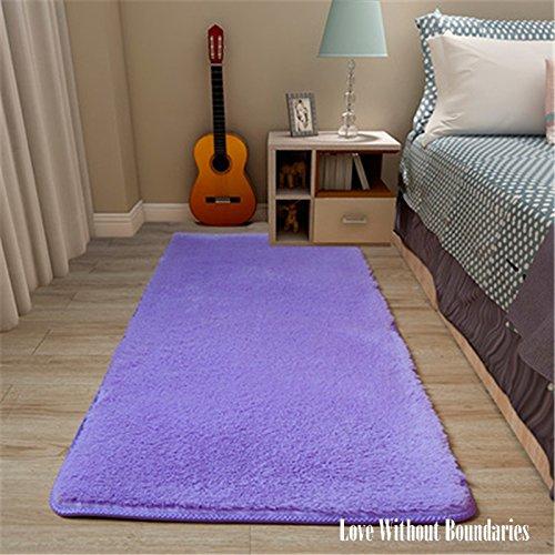 GRENSS Warme und süße Schlafzimmer Teppich, Wohnzimmer, Salon, Flur weichen Teppich, Romantik...