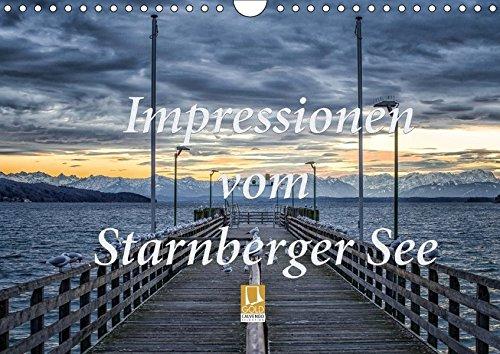 Impressionen vom Starnberger See (Wandkalender 2018 DIN A4 quer): Genießen Sie 12 emotionale Bilder, die den Starnberger See im Licht der Jahreszeiten ... [Kalender] [Apr 25, 2017] Marufke, - 2015-kalender Boot