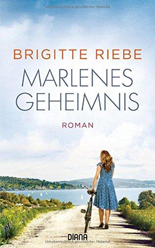 Buchseite und Rezensionen zu 'Marlenes Geheimnis: Roman' von Brigitte Riebe