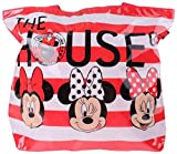Minnie Mouse AD-WD12047 2018 Bolsa de Tela y de Playa, 48 cm