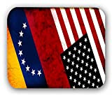 Drempad Alfombrillas De Ratón Custom, Venezuela USA Anti-Slip Mouse Pad Mat Mice Mousepad Desktop Mouse Pad Laptop Mouse Pad Gaming