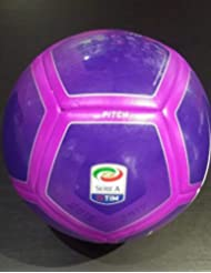 Nike SERIEA NK PTCH Ballon, Unisex, Violet (Court Purple/Hyper Grape/White), 5
