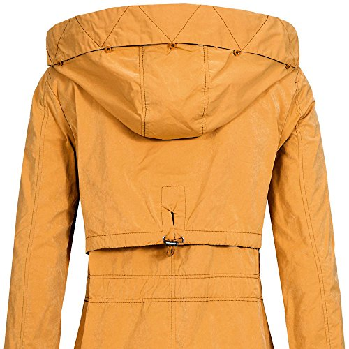 khujo Damen Jacke Savannah 719 sunflower