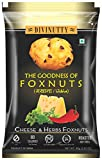 #2: Divinutty Cheese and Herb Makhana, 80g