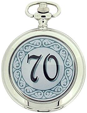 Boxx m5061.32–Taschenuhr, Armband aus Metall Farbe Silber