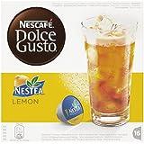 Nescafé Dolce Gusto - Nestea Lemon - 3 Paquetes de 16 Cápsulas - Total: 48 Cápsulas