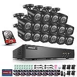 ANNKE 16-Channel 1080P Lite Surveillance DVR w/ 2TB - Best Reviews Guide