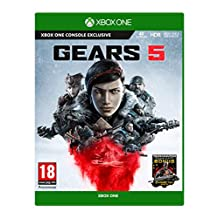 Gear of War XBox One Game Standard Edition