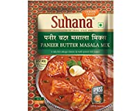 Suhana Paneer Butter Spice Mix 1 KG Pouch