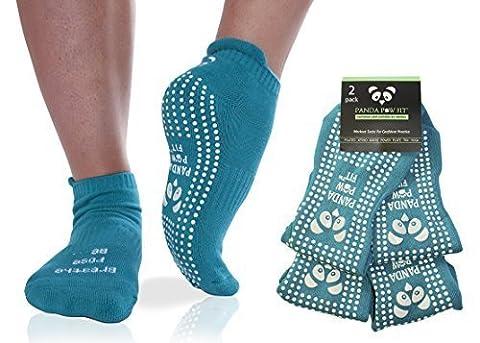 Yoga Pilates Socks With Grips for Non-Slip