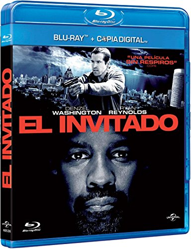El Invitado (Bd Combo + Copia Digital) [Blu-ray] 51FKfW4jTjL