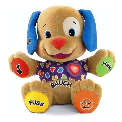 Preisvergleich Produktbild Mattel Fisher-Price G2838-0 - Lernspaß Hündchen