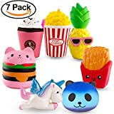 Best Babies R Us Baby Strollers - R Horse Cute Unicorn, Hamburger, Popcorn Set Kawaii Review