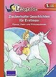 Zauberhafte Geschichten für Erstleser. Ponys, Feen und Prinzessinnen (Leserabe - Sonderausgaben) bei Amazon kaufen