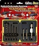 Drill-Drive Schraub- und Bohraufsatz für Bohrmaschinen