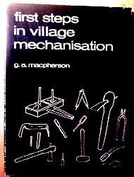 First steps in village mechanisation