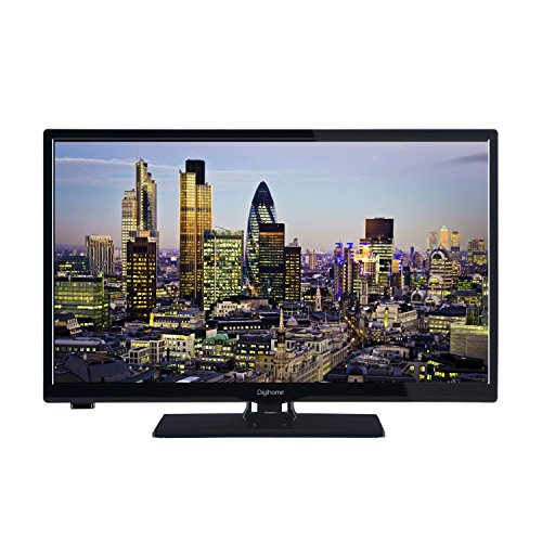 Digihome 24273DVDT2HD 24 -inch LCD 50 Hz TV