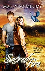 Sacred Fire (Twins of Aurora Book 2) (English Edition)