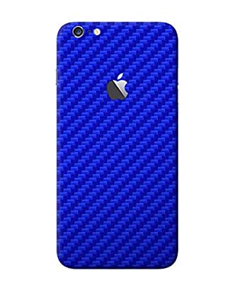 dbrand Carbon Blue Back Full Mobile Skin for Apple iPhone 6 Plus