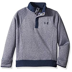 Under Armour Jungen Oberteil Sturm Sf 1/2 Snap