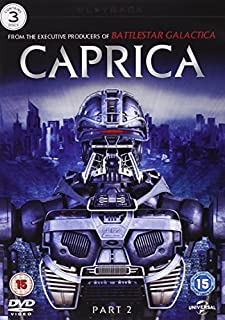 Caprica - Season 1, Volume 2 [DVD] (B004ISDU3Y) | Amazon price tracker / tracking, Amazon price history charts, Amazon price watches, Amazon price drop alerts