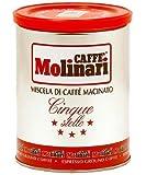 Caffè Molinari Premium 5* Espresso gemahlen , 250 g