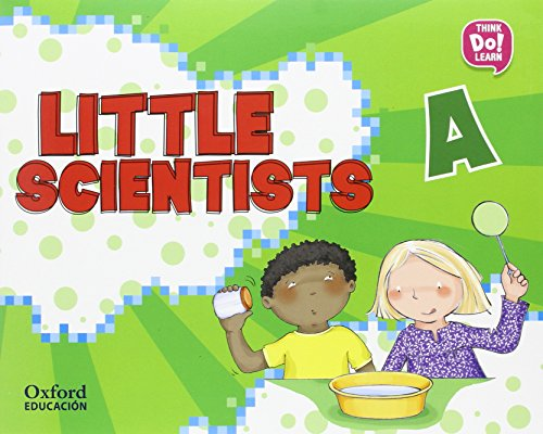 Little Scientists A - 9780190508951