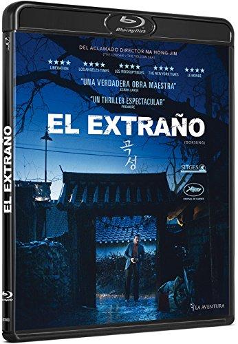 el-extrano-goksung-blu-ray