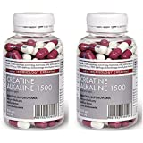 Megabol Creatine Alkaline 1500 (Kre-Alkalyn) 2 x 120 kapseln kreatin