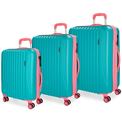 Movom Circus 5429466 - Set de 3 maletas