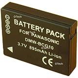 Batterie compatible pour PANASONIC LUMIX DMC-TZ35