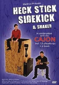Matthias Philipzen: Heck Stick, Sidekick And Shaker - In Combination With The Cajon [DVD]