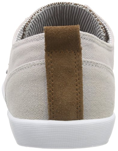 Xti 45619, Baskets Basses homme Blanc - Weiß (Hielo)