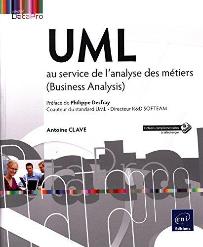 UML - Guide pratique au service de l'analyse des métiers