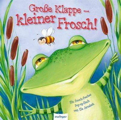 Große Klappe - kleiner Frosch! von Graham Oakley (24. August 2011) Gebundene Ausgabe