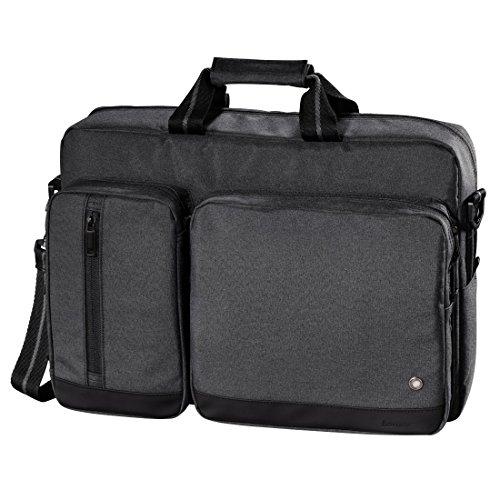 hama-halifax-notebook-cases-briefcase-black-monotone-polytex-385-x-260-x-45-mm