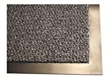 Carpido Nela, FS0610015040, Tuervorleger / Sauberlaufmatte, 100 % Polypropylen, 40 x 60 cm, grau Test