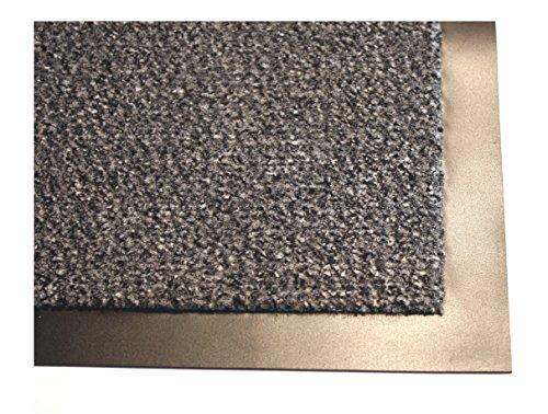 Carpido Nela, FS0610015040, Tuervorleger / Sauberlaufmatte, 100 % Polypropylen, 40 x 60 cm, grau - 3