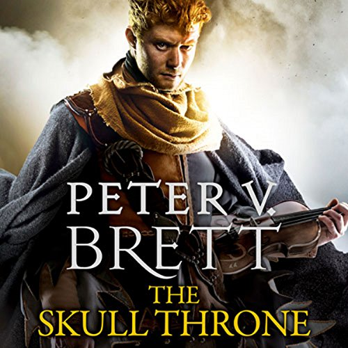 The Skull Throne: The Demon Cycle, Book 4
